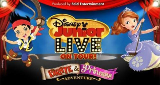 Disney Junior Live On Tour!